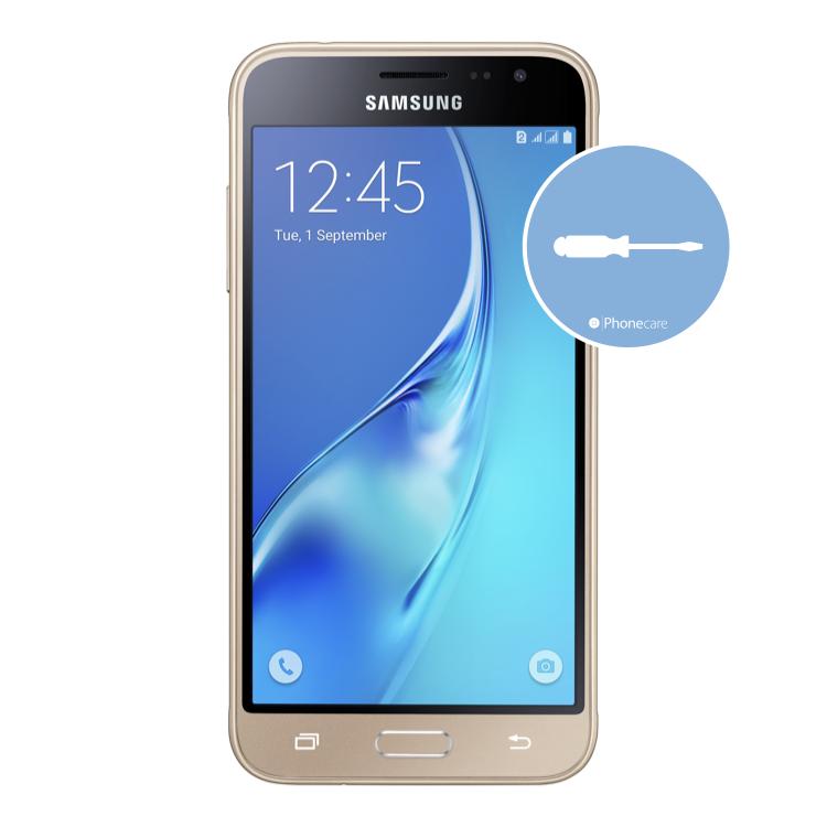 Austausch Powerbutton/Laut-Leiser Taste Samsung Galaxy J3 J320F (2016)