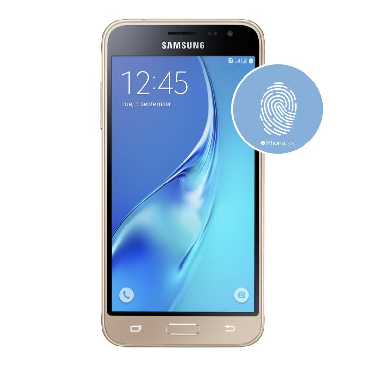Austausch Homebutton Samsung Galaxy J3 J320F (2016)
