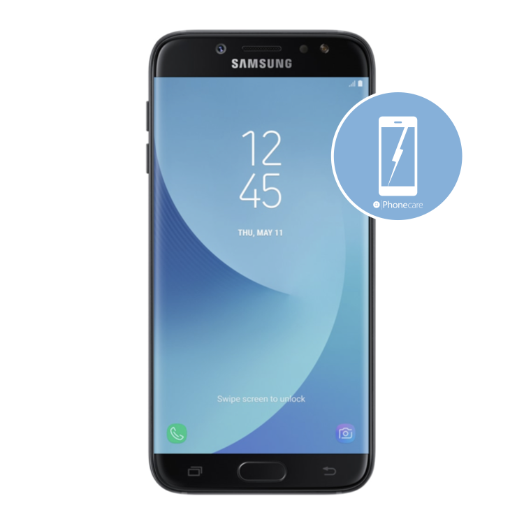 Austausch Displayeinheit Samsung Galaxy J7 J730F (2017)