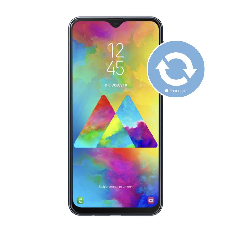 Datenübertragung Samsung Galaxy M20
