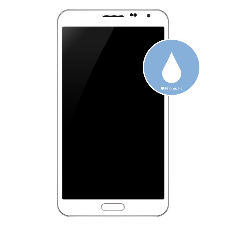 Flüssigkeitsschaden (Diagnose) Samsung Galaxy Note 3
