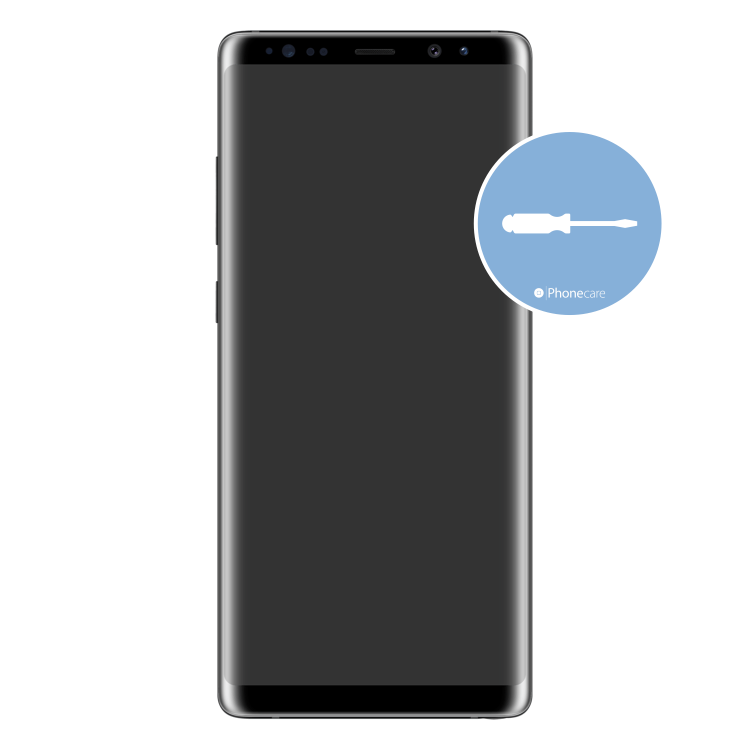 Austausch Powerbutton/Laut-Leiser Taste Samsung Galaxy Note 8