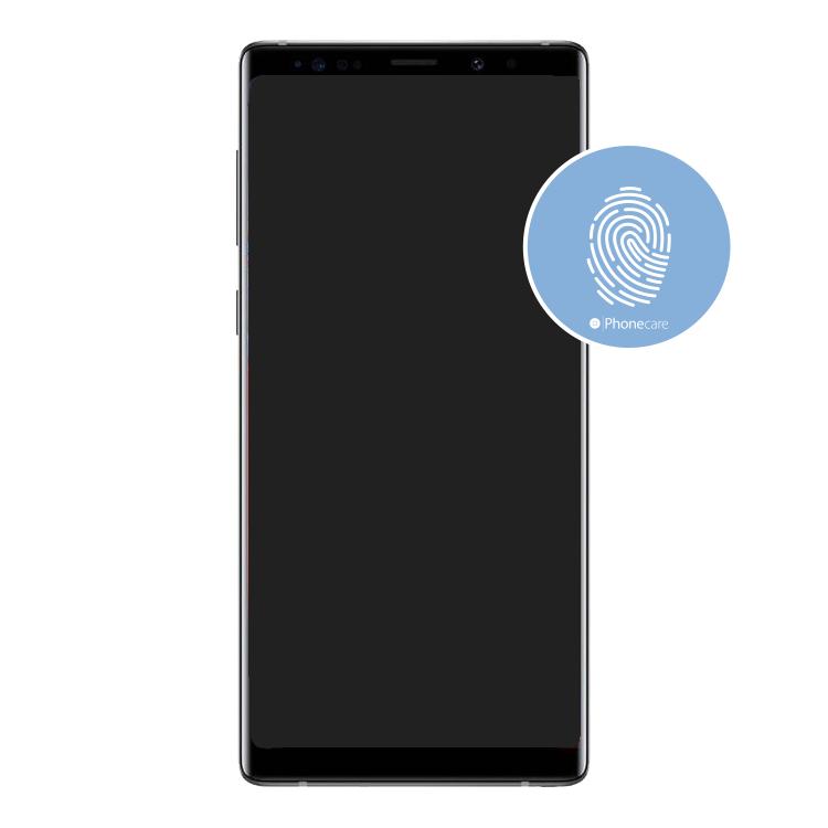 Austausch Homebutton Samsung Galaxy Note 9