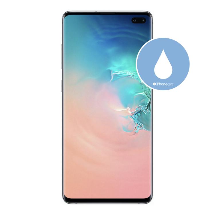 Flüssigkeitsschaden (Diagnose) Samsung Galaxy S10 Plus