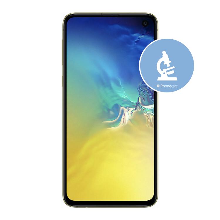 Diagnose Samsung Galaxy S10e