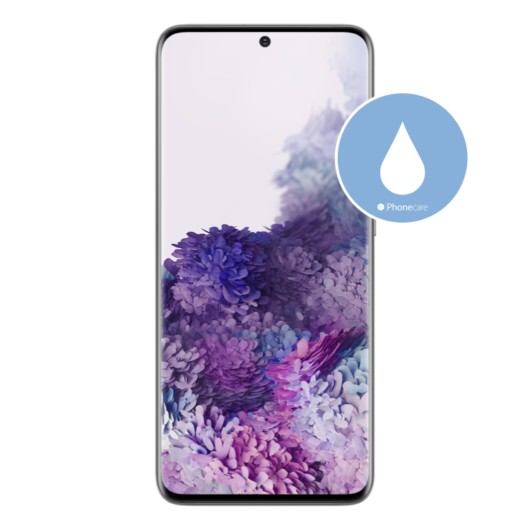 Flüssigkeitsschaden (Diagnose) Samsung Galaxy S20 (5G)