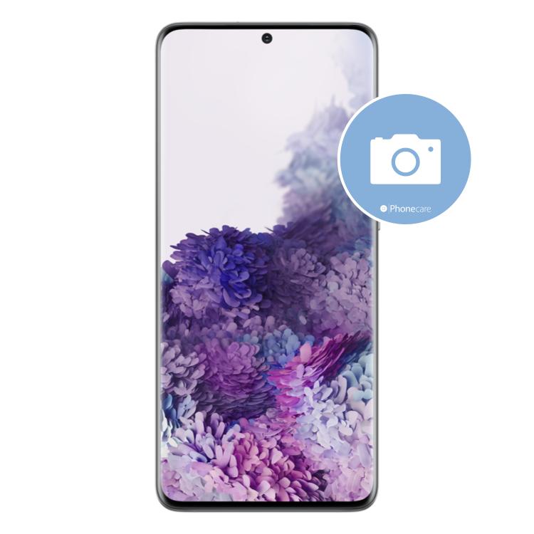 Austausch Kameraglas Samsung Galaxy S20 Plus G985F