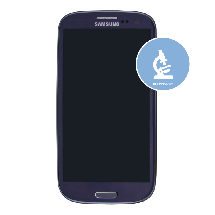 Diagnose Samsung Galaxy S3