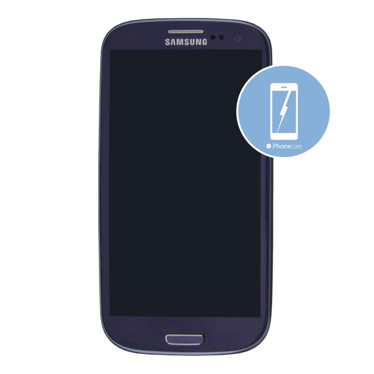 Austausch Displayeinheit Samsung Galaxy S3 i9300 weiß
