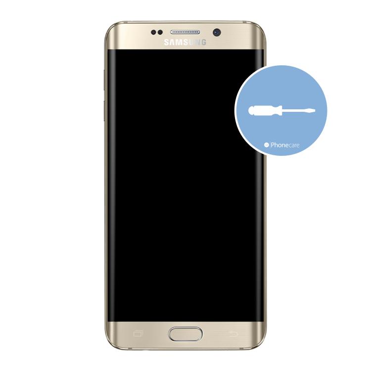Austausch Powerbutton/Laut-Leiser Taste Samsung Galaxy S6 Edge