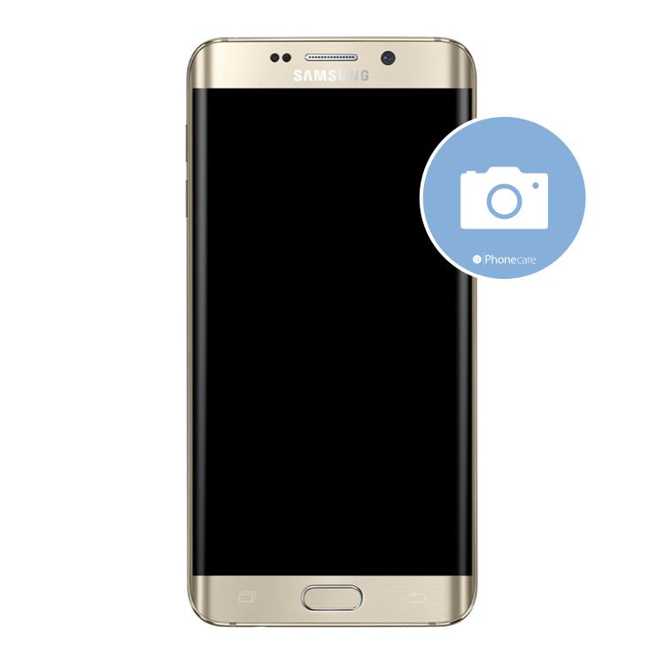 Austausch Kameraglas Samsung Galaxy S6 Edge