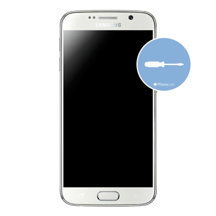 Austausch Powerbutton/Laut-Leiser Taste Samsung Galaxy S6