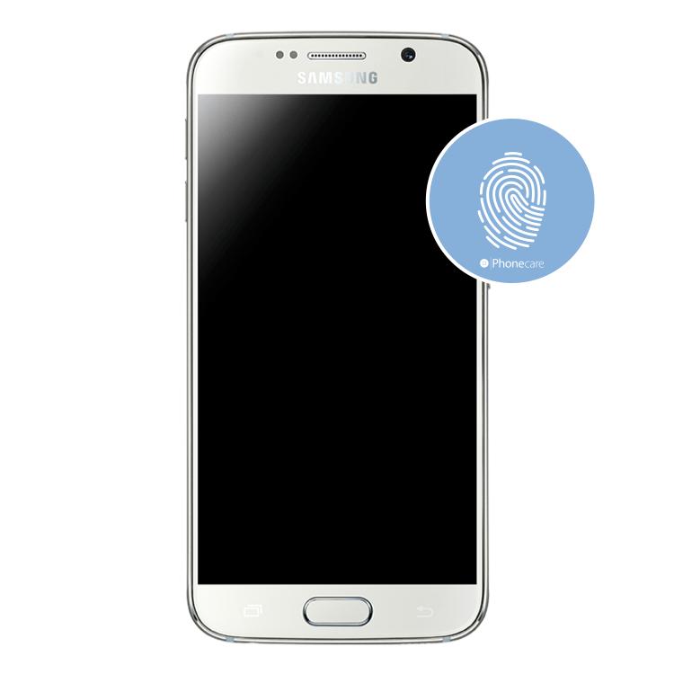 Austausch Homebutton Samsung Galaxy S6
