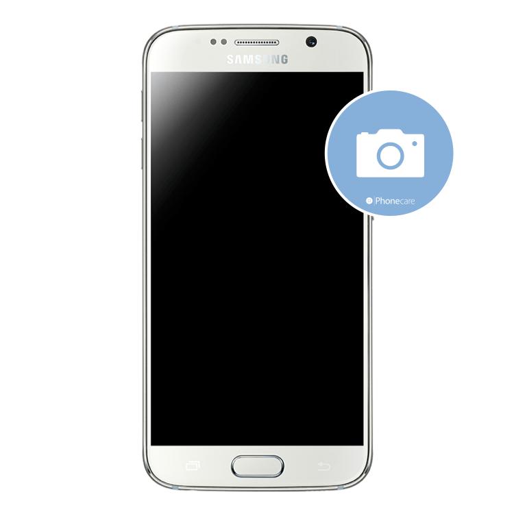 Austausch Kameralinse Samsung Galaxy S6