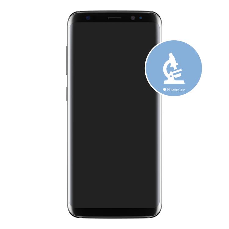 Diagnose Samsung Galaxy S8