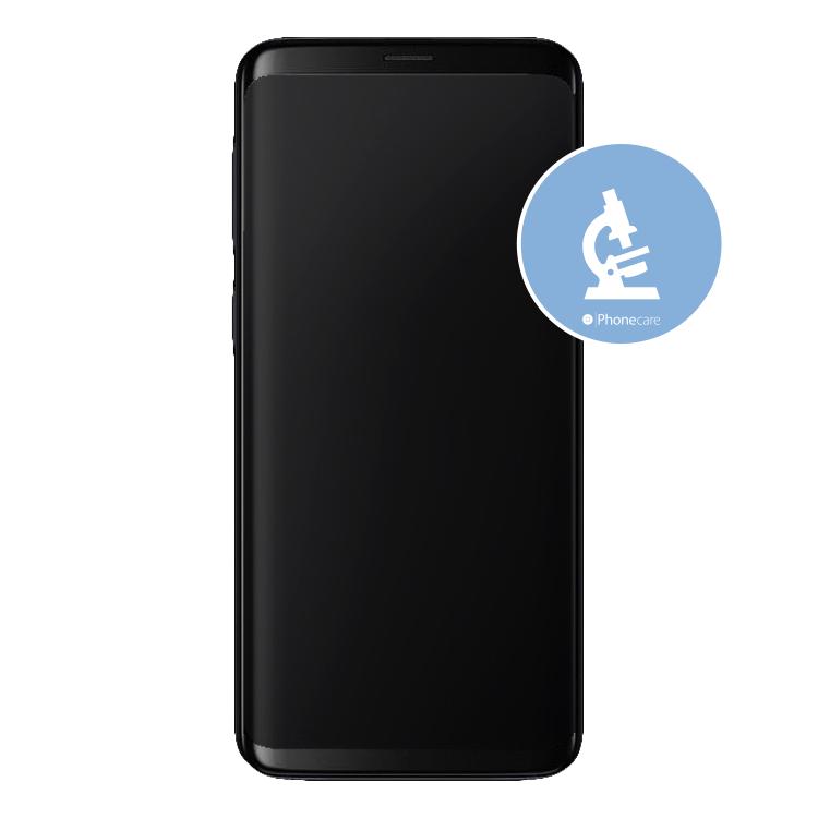 Diagnose Samsung Galaxy S9