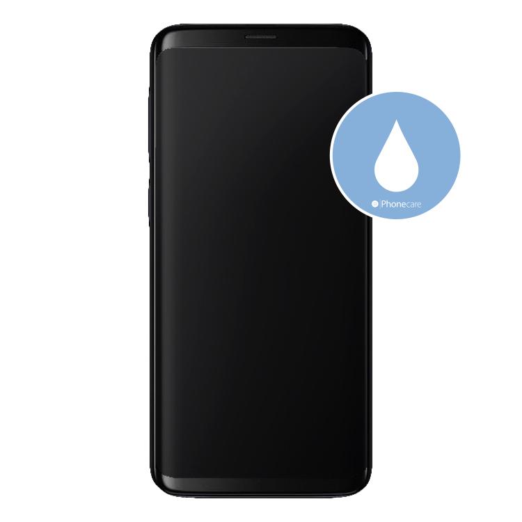 Flüssigkeitsschaden (Diagnose) Samsung Galaxy S9