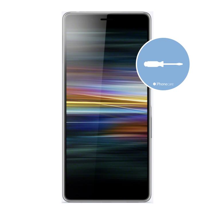 Austausch Powerbutton/Laut-Leiser Taste Sony Xperia L3