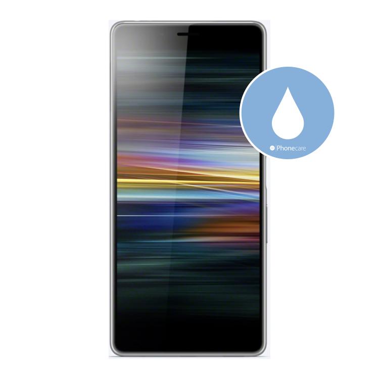 Flüssigkeitsschaden (Diagnose) Sony L3