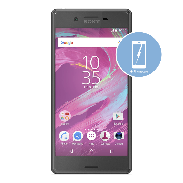 Austausch Displayeinheit Sony Xperia X