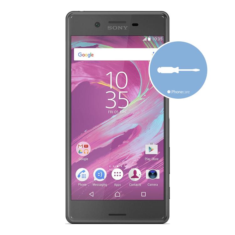 Austausch Powerbutton/Laut-Leiser Taste Sony Xperia X