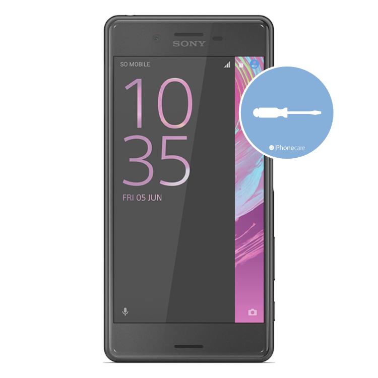 Austausch Powerbutton/Laut-Leiser Taste Sony Xperia X Performance