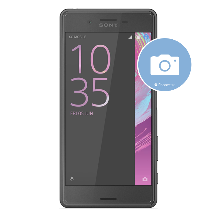 Austausch Hauptkamera Sony Xperia X Performance