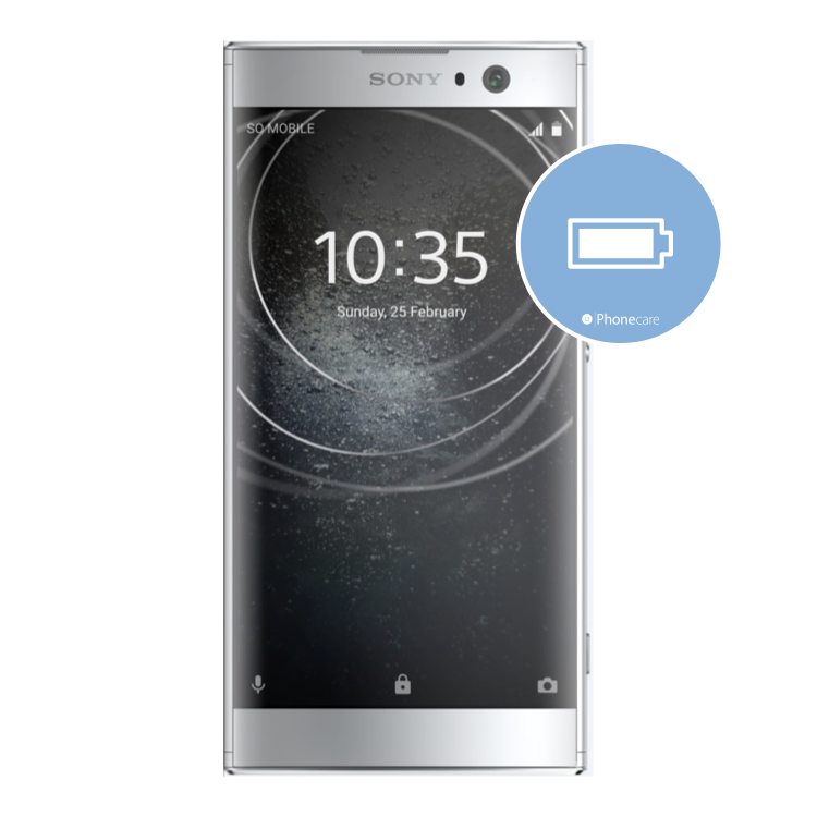 Austausch Akku Sony Xperia XA2