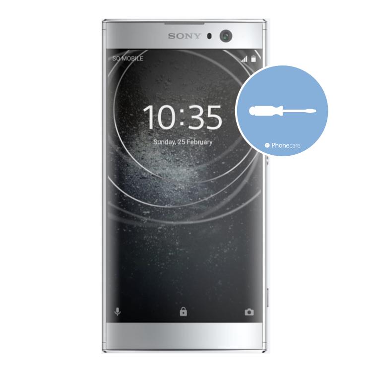 Austausch Powerbutton/Laut-Leiser Taste Sony Xperia XA2