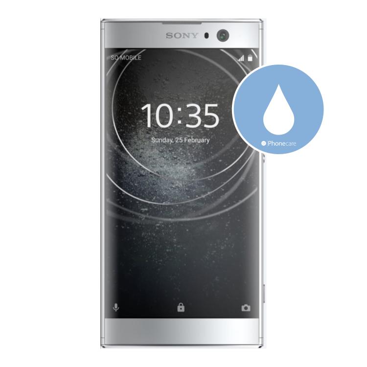 Flüssigkeitsschaden (Diagnose) Sony XA2