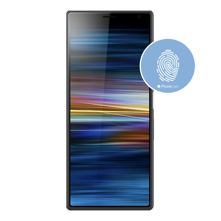 Austausch Fingerabdrucksensor / Fingerprint / Touch ID Sony Xperia 10