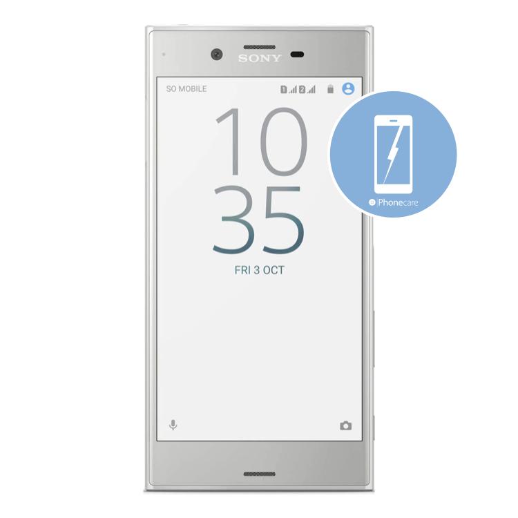 Austausch Displayeinheit Sony Xperia XZ