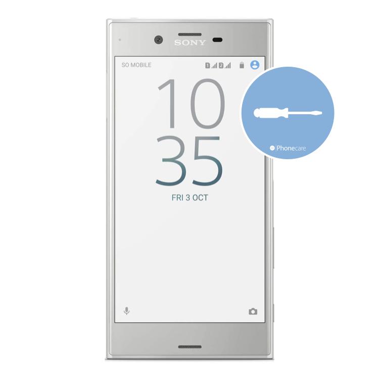 Austausch Powerbutton/Laut-Leiser Taste Sony Xperia XZ