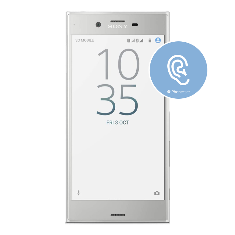 Austausch Hörer Sony Xperia XZ