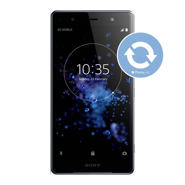 Datenübertragung Sony XZ2 Premium