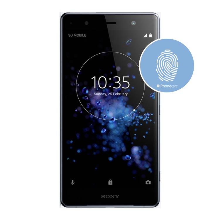 Austausch Homebutton Sony Xperia XZ2 Premium