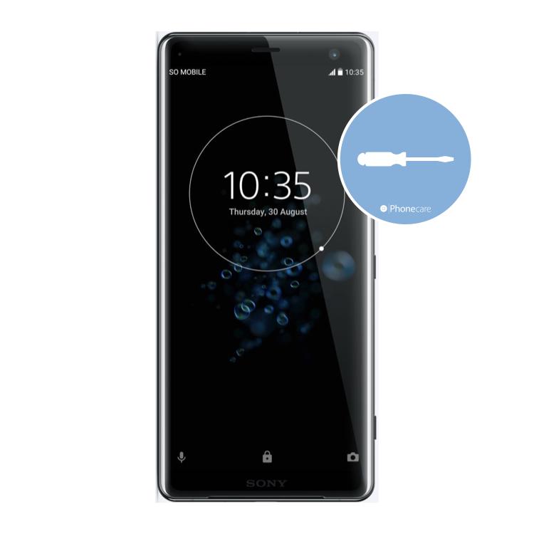 Austausch Powerbutton/Laut-Leiser Taste Sony Xperia XZ3