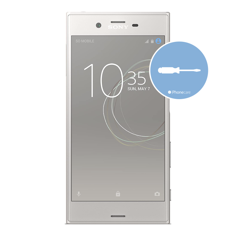 Austausch Powerbutton/Laut-Leiser Taste Sony Xperia XZs