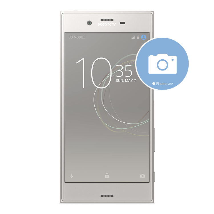 Austausch Frontkamera Sony Xperia XZs