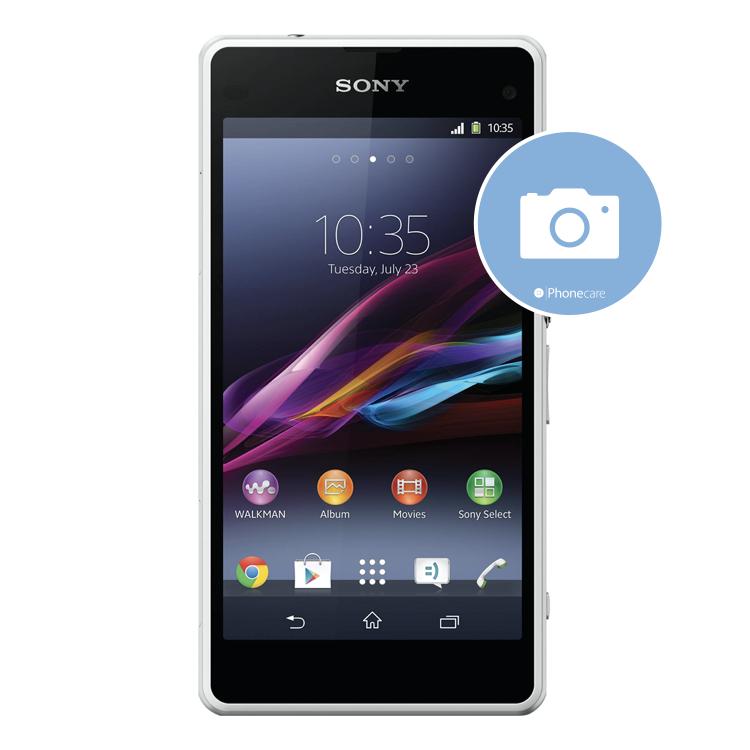 Austausch Hauptkamera Sony Xperia Z1 compact