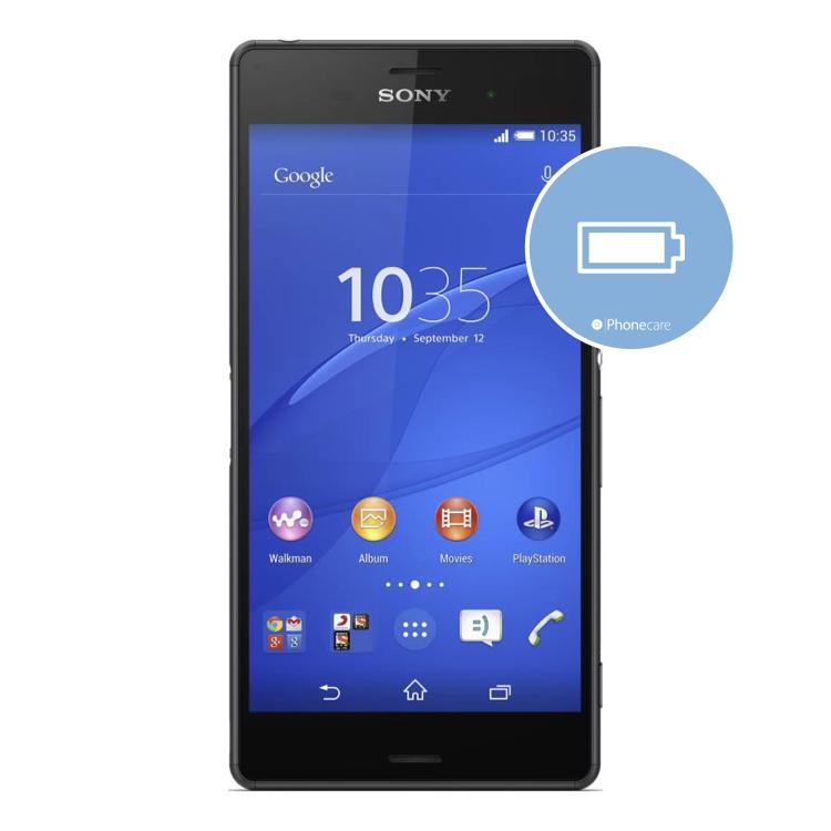 Austausch Akku Sony Xperia Z3