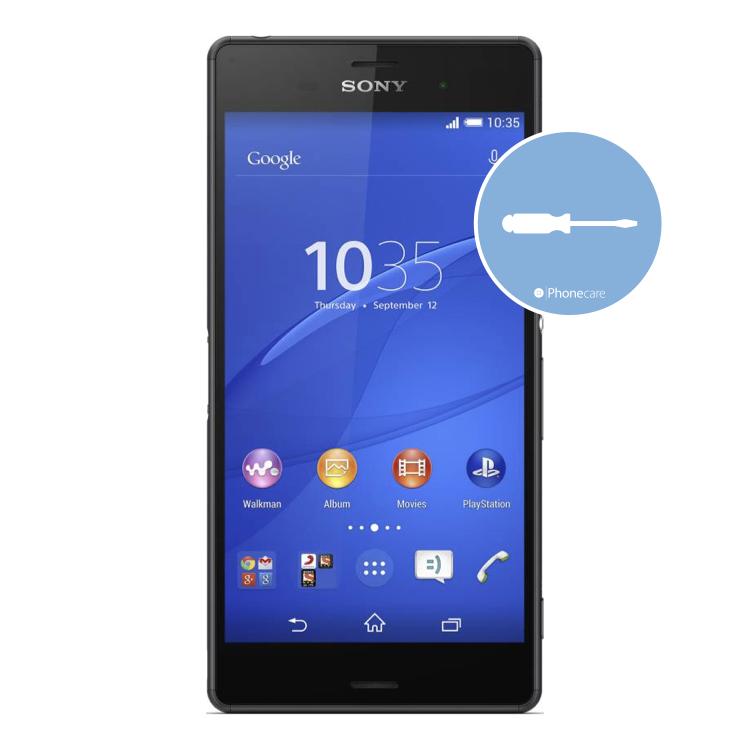 Austausch Backcover Sony Xperia Z3