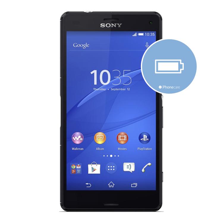 Austausch Akku Sony Xperia Z3 compact