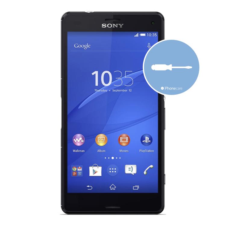 Austausch Backcover Sony Xperia Z3 compact