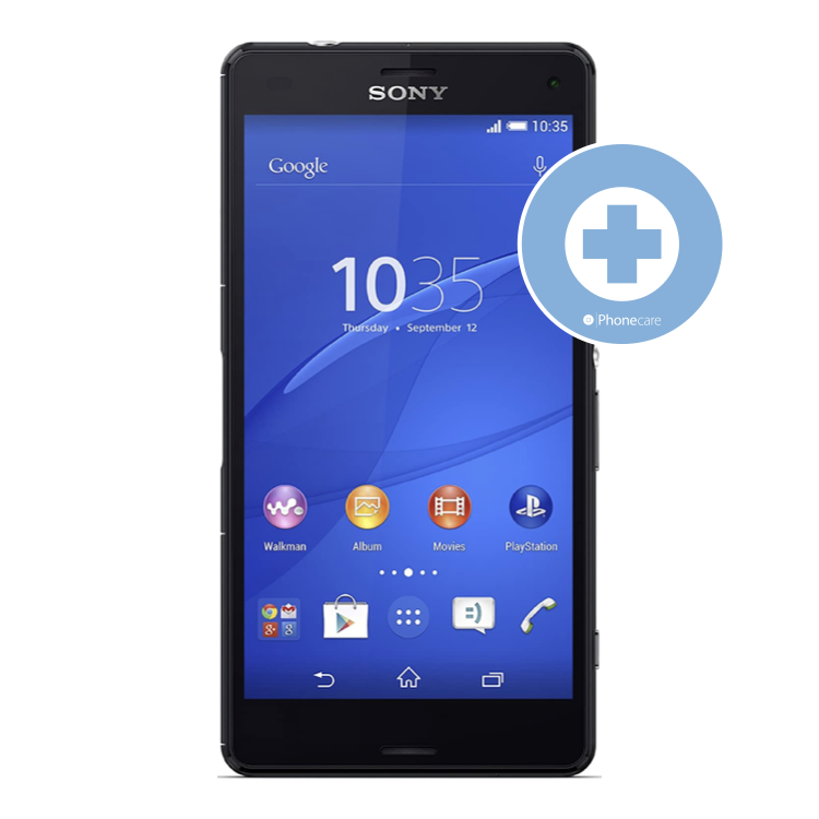 Datenrettung Sony Z3 compact