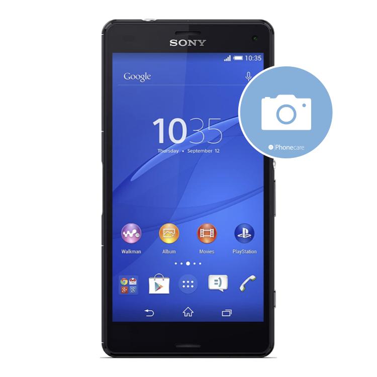Austausch Hauptkamera Sony Xperia Z3 compact