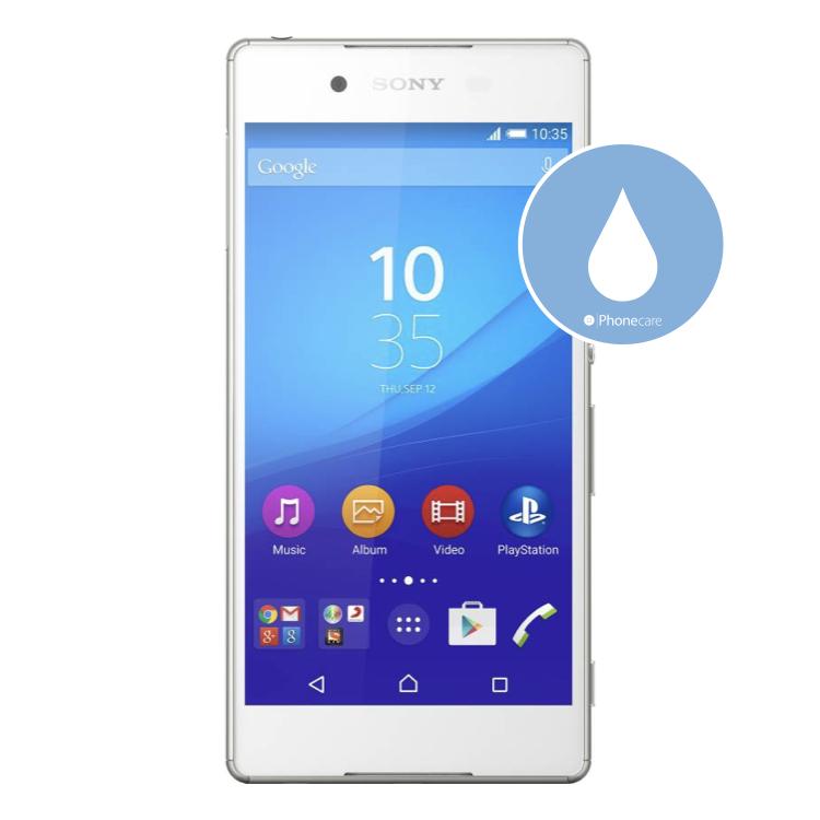 Flüssigkeitsschaden (Diagnose) Sony Z3 Plus/Z4