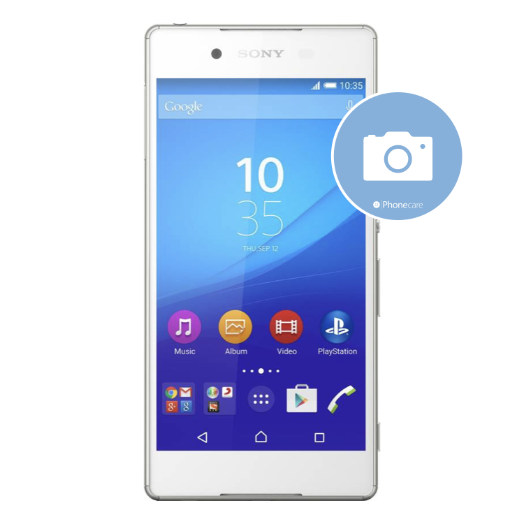 Austausch Hauptkamera Sony Xperia Z3+/Z4