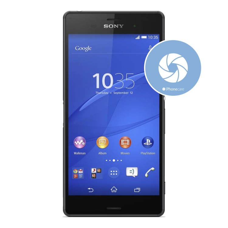 Austausch Annäherungssensor Sony Xperia Z3