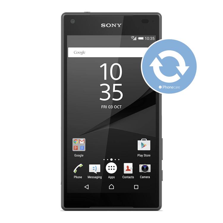 Datenübertragung Sony Z5 compact